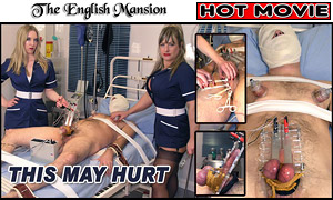 The English Mansion - Play Medicals and Examinations in the Clinic