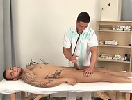 Ivo and Robert gay clinic examination