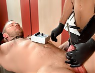 Backyard Boys - BDSM, Jerk-Off, Restraints, Rimming, Sounding, Toys
