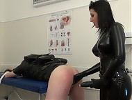 Mistress Anita Divina - Strap-on Fuck In The White Room
